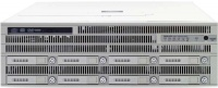 RES-XR6-3U-20Z-8D - 3HE Rugged Server with Intel Xeon Gold Skylake CPUs, 20 Inch Depth, 8 Drives Front View