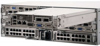 RES-XR6-3U-HD Modular high-density rugged 3HE Enterprise Server for Cluster Computing