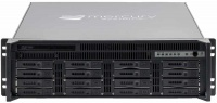 "RES AI-XR6-3U-16dr-21IN - 21"" deep, 16 drive, rear I/O rugged High Performance Computing (HPC) rack mountable server"