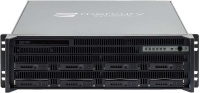 "RES AI-XR6-3U-8dr-21IN - 21"" deep, 8 drive, rear I/O rugged High Performance Computing (HPC) rack mountable server"
