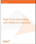 Real Time Networking with Reflective Memory™