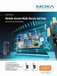 Remote Access Made Secure and Easy-LTE Gateways Application Note