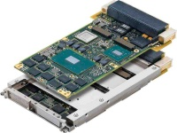 SBC328 Rugged 3U VPX Single Board Computer with Intel® Xeon® Processor