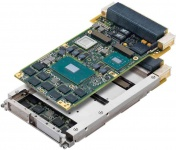 SBC329 - Rugged 3U VPX Single Board Computer with Intel® Xeon® Processor(7th Generation Intel Core™ Technology)