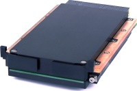 "TSM-300X - 3U VPX SATA, SAS, or PCIe Carrier for 2.5"" SSDs (Picture similar)"