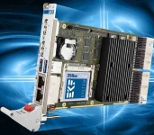 SC6-TANGO - CompactPCI® Serial CPU Card with Intel® Atom™ E3900 Series Processor, Apollo Lake SoC