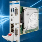 SCS-TRUMPET - Mezzanine CPU Side Card: SATA SSD Mass Storage, Front Panel I/O • Rear I/O (Option)