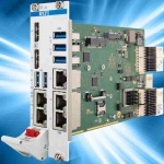 SCX-PCIE - Secondary CompactPCI® Serial Backplane System Slot Controller