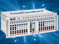 SRS-8493-CoolConduct - 19-Inch CompactPCI® Serial System Rack, CoolConduct® Technology for High Performance Industrial Computing