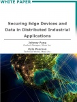 Securing Edge Devices and Data in IIoT