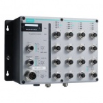 TN-5518A-8PoE - EN 50155 16+2G-Port Gigabit Ethernet Switches with 8 PoE Ports