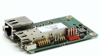 TX2FX Ethernet Media Converter Copper to Fiber Optic