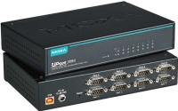 UPort 1600-8 - 8-port RS-232 and RS-232/422/485 USB-to-serial converters
