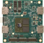VID34860ER - PCIe/104 AMD Radeon E8860 Video Controller