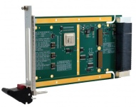 VPX4812 - 3U VPX Carrier Cards for XMC Modules w/ P16 Support Switch Card (Air-cooled Version)