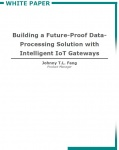 Building a Future-Proof Data-Processing Solution with Intelligent IoT Gateways