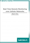 White Paper - Real Time Remote Monitoring over Cellular Networks