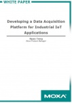 Developing a Data Acquisition Platform for Industrial IoT Applications