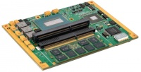 XCOM-6400 - Rugged COM Express Modules with Intel Core i7 or i5 Processor