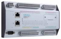 ioLogik E1263H - Rugged Ethernet I/O Module with 24 DIOs, 10 AIs, and 3 RTDs