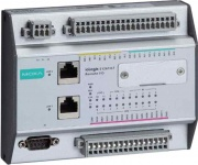 ioLogik E1261H - Rugged Ethernet I/O Module with 12 DIOs, 5 AIs, and 3 RTDs