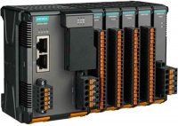 ioThinx 4530 Series - Advanced modular remote I/O adapter with built-in serial ports, supports 64 I/O modules