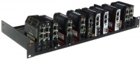 MC14-TRAY Rack-Mount Tray for Media Converters