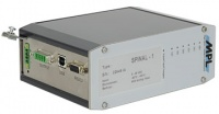 SPINAL- Super Capacitor based Power Backup System for rugged Environments